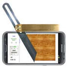 Set Bevel Gauge from Phone